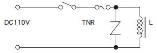 NCC电容陶瓷压敏电阻选择举例